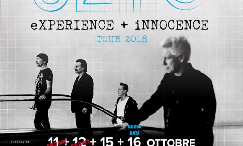 Le news di oggi: U2, Julian Casablancas, Belle And Sebastian, Drinks