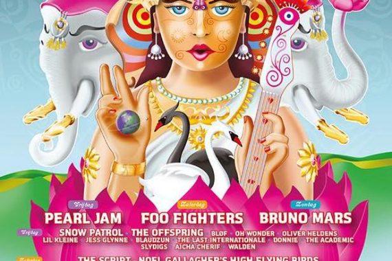 Le news di oggi: Pinkpop Festival, Ben Harper, Belly, Matt And Kim, Sufjan Stevens
