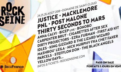 Festivalnews: Rock En Seine, Eurockennes, Pukkelpop, Dour, Paleo