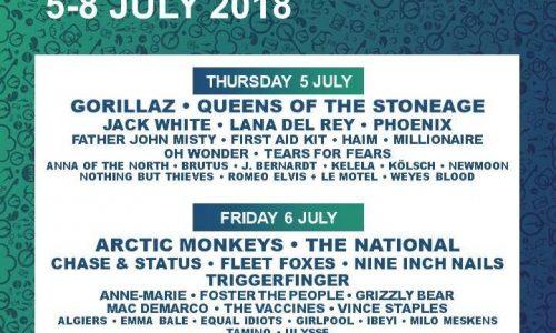 Festivalnews: Rock Werchter, La Route du Rock, Reading, BBK Bilbao, Tinderbox