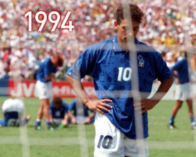 La Top 5 dell'anno: 1994