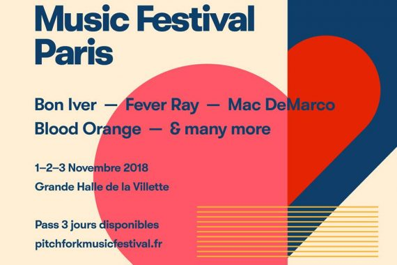 Le news di oggi: Pitchfork Parigi, Giant Sand, Fidlar, Tunng, Horrors