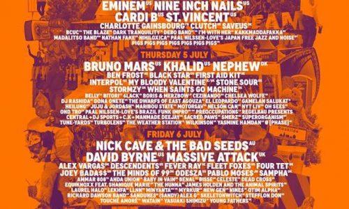 Festivalnews: Roskilde, Eurockennes, End Of The Road, The Great Escape, Pitchfork Parigi