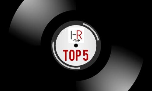 La Top 5 del mese: marzo 2018