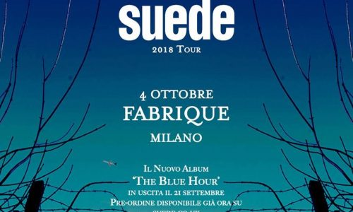 Le news di oggi: Suede, Brian Jonestown Massacre, Florence + The Machine, Alice In Chains, Jimmy Eat World