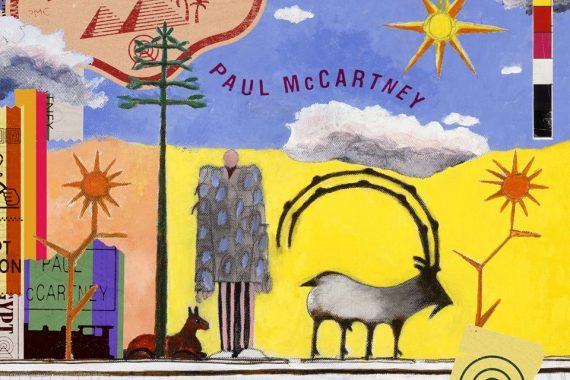 Paul McCartney: 'Egypt Station' (Capitol, 2018)
