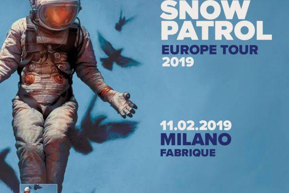 Le news di oggi: Snow Patrol, Shame, Vernon + Dessner, Body/Head, Thom Yorke