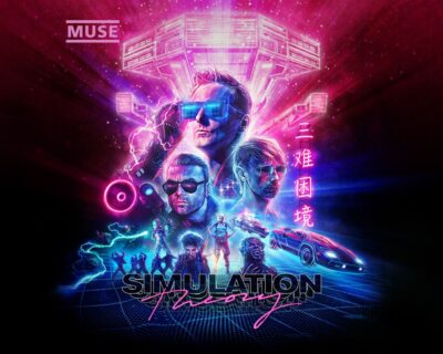 Muse: 'Simulation Theory' (Warner, 2018)