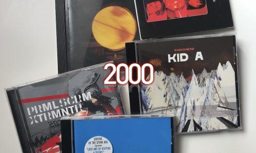 La Top 5 dell'anno: 2000