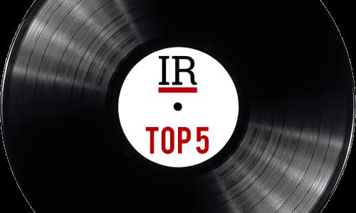 La Top 5 del mese: gennaio 2019