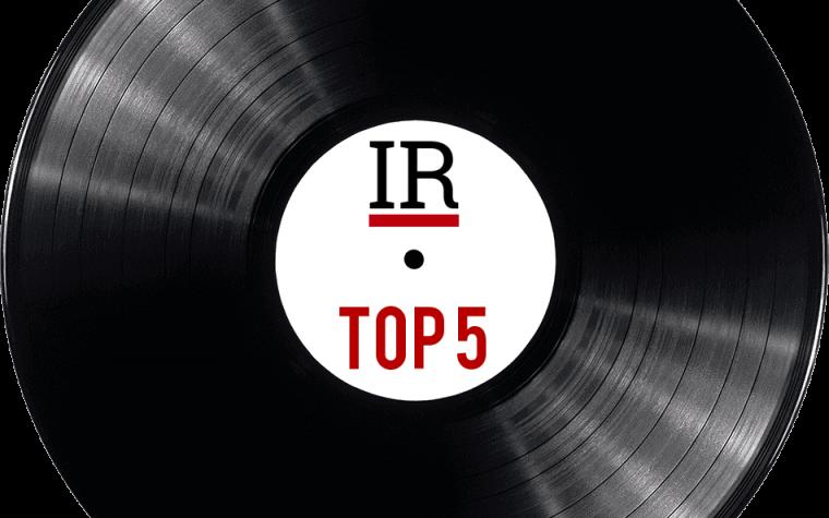 La Top 5 del mese: novembre 2018