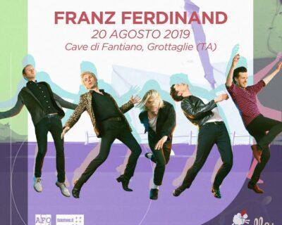 Le news di oggi: Franz Ferdinand, Downtown Boys, Novo Amor, Hawksley Workman, Suuns
