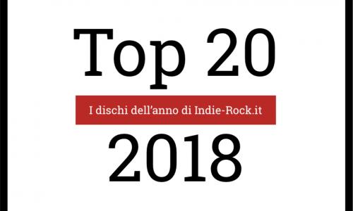 La Top 20 dell'anno: 2018