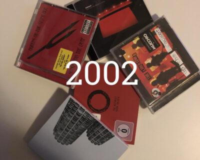 La Top 5 dell'anno: 2002