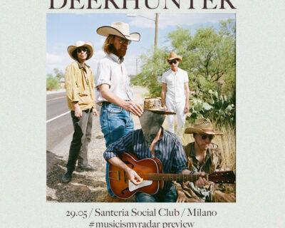 Le news di oggi: Deerhunter, Art Brut, Pixies, Futureheads, Jenny Lewis, Strumbellas