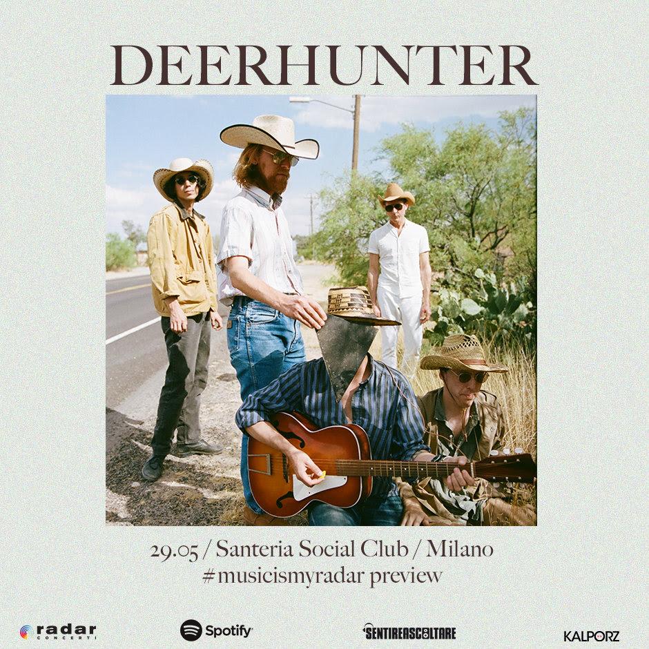 Deerhunter @ Santeria, Milano @ Santeria Social Club | Milano | Lombardia | Italia