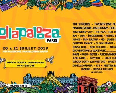 Festivalnews: Lollapalooza, FIB Benicassim, Latitude, Isle Of Wight, OpenAir