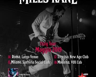 Le news di oggi: Miles Kane, Primavera Oporto, Thom Yorke, Damned