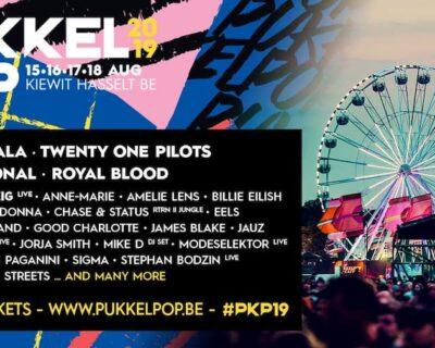 Festivalnews: Pukkelpop, Electric Fields, Southside, Vida, All Points East