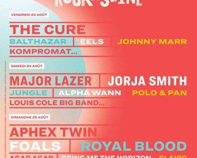 Festivalnews: Rock en Seine, Sziget, InMusic, Open'er, Victorious