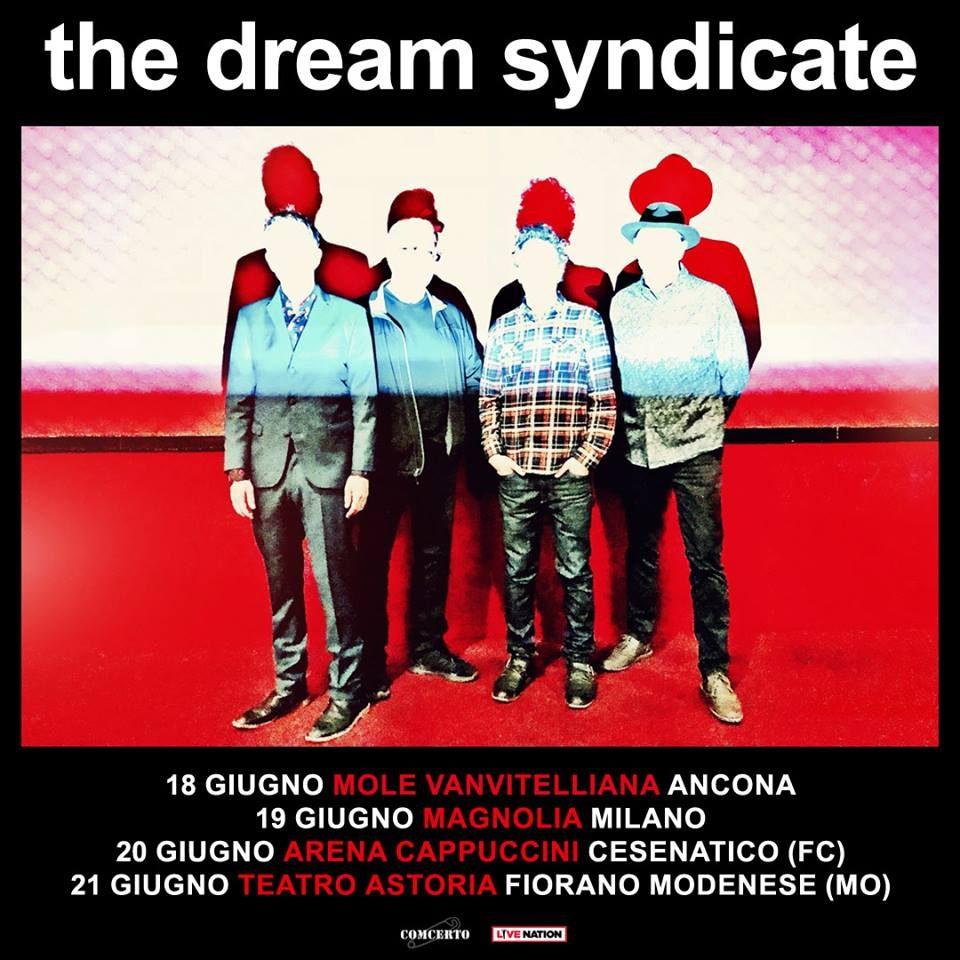 Dream Syndicate @ Spilla, Ancona @ Spilla Festival | Ancona | Marche | Italia