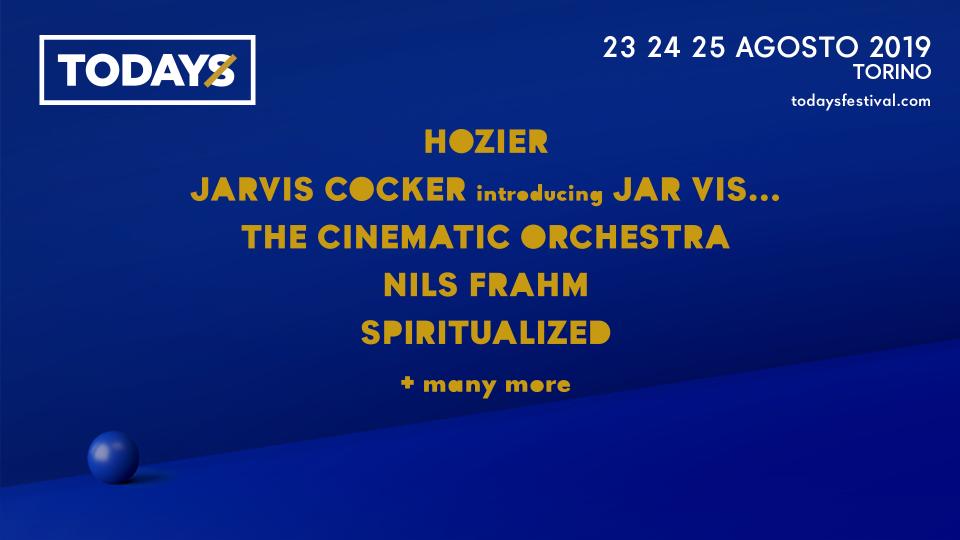 Nils Frahm @ TOdays, Torino @ Todays Festival c/o Ex Fabbrica Incet | Torino | Piemonte | Italia