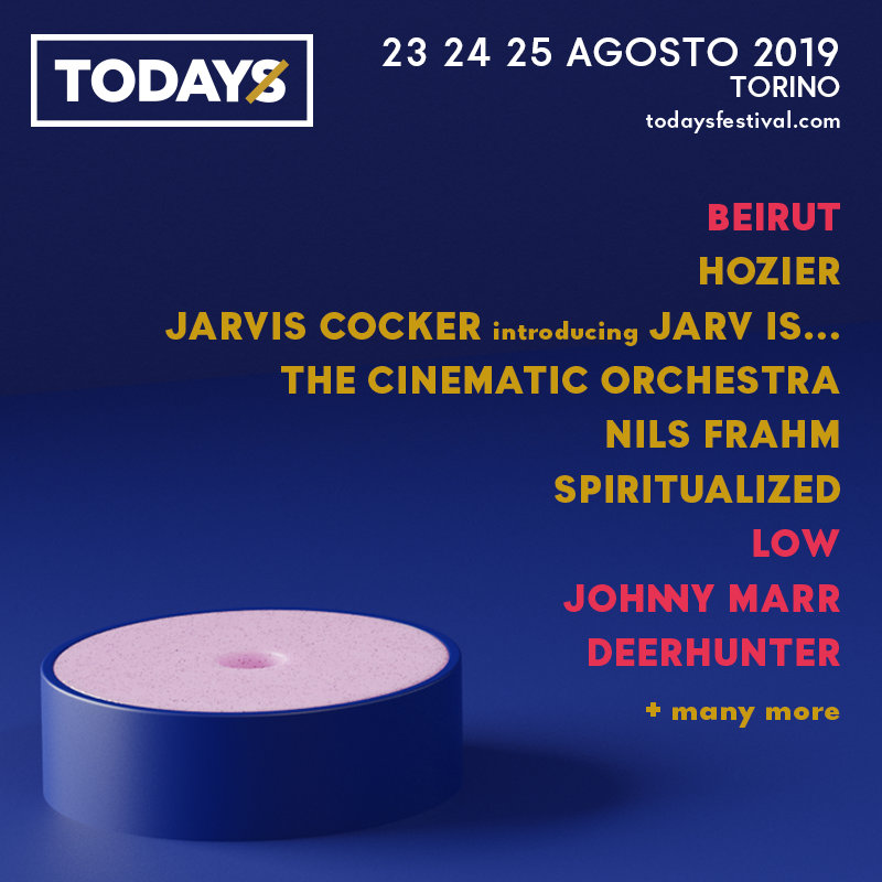 Ride @ Todays, Torino @ Todays Festival c/o Spazio 211 | Torino | Piemonte | Italia