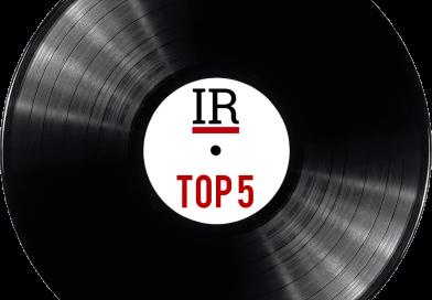 La Top 5 del mese: aprile 2019
