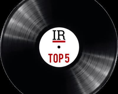 La Top 5 del mese: settembre 2020