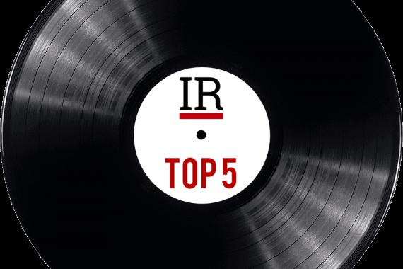 La Top 5 del mese: novembre 2019