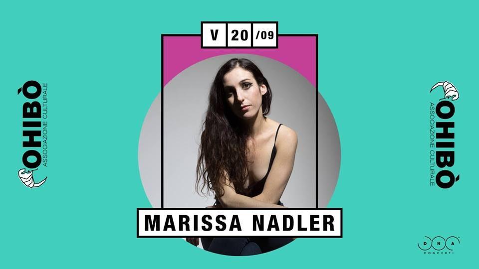 Marissa Nadler @ Ohibò, Milano @ Circolo Ohibò | Milano | Lombardia | Italia