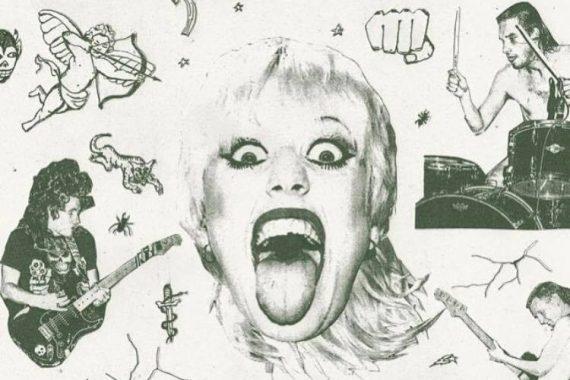 Amyl And The Sniffers: 'Amyl And The Sniffers' (Rough Trade, 2019)