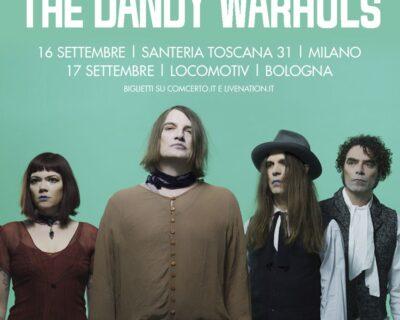 Le news di oggi: Dandy Warhols, GY!BE, Morcheeba, Ben Ottewell, Shilpa Ray