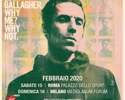 Le news di oggi: Liam Gallagher, Michael Kiwanuka, Lust For Youth, Kazu, Moon Duo, Thom Yorke