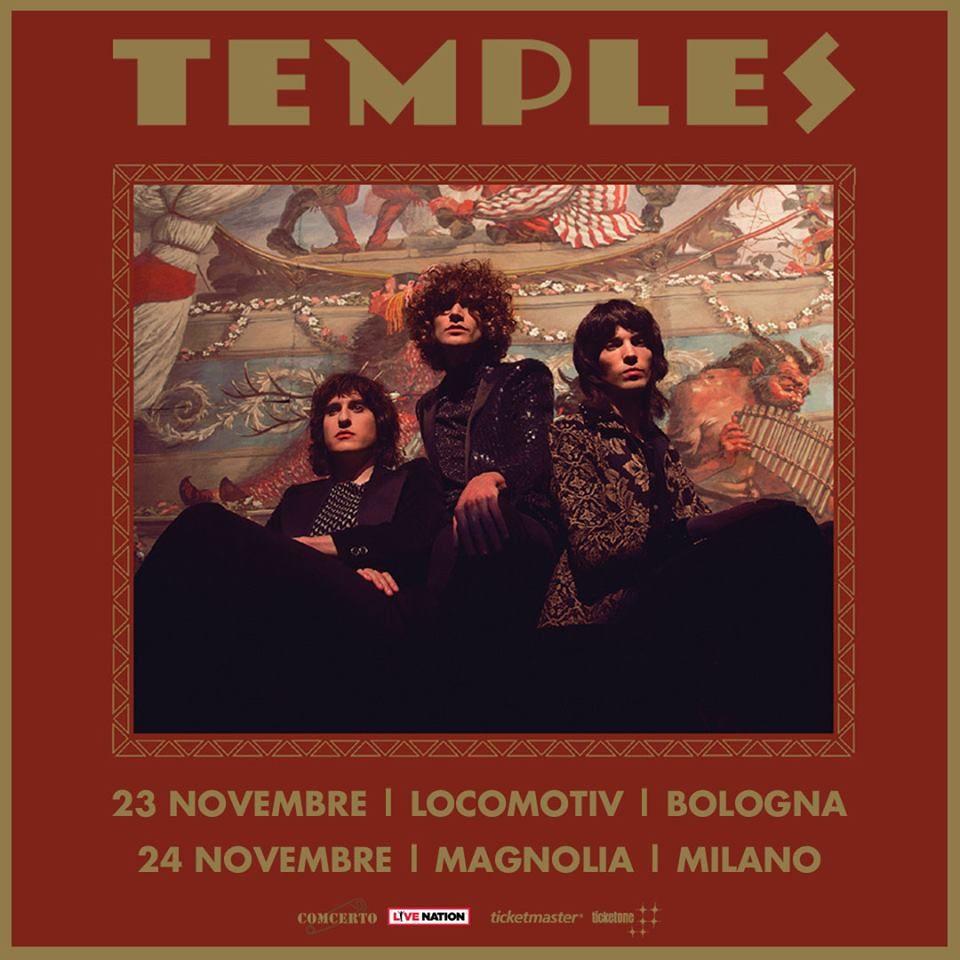 Temples @ Locomotiv, Bologna @ Locomotiv Club | Bologna | Emilia-Romagna | Italia