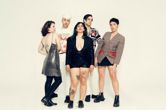 Le nuove band del weekend: Gauche, Joanna Sternberg, Jeremy Ivey