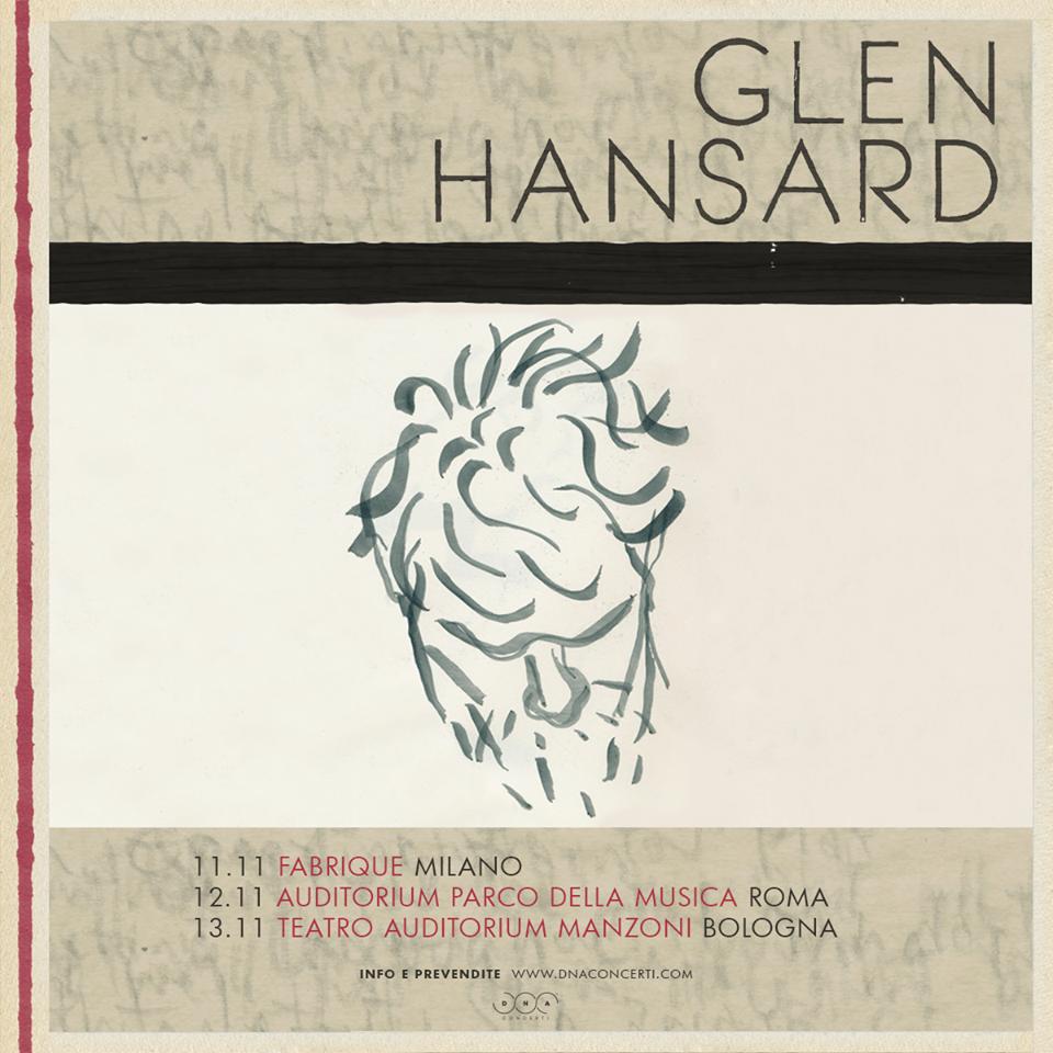 Glen Hansard @ Auditorium, Roma @ Auditorium Parco della Musica | Roma | Lazio | Italia