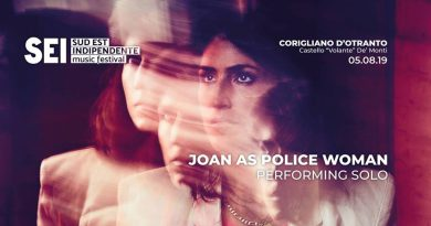 Le news di oggi: Joan As Police Woman, Life, Royal Republic, Beirut, Trail Of Dead