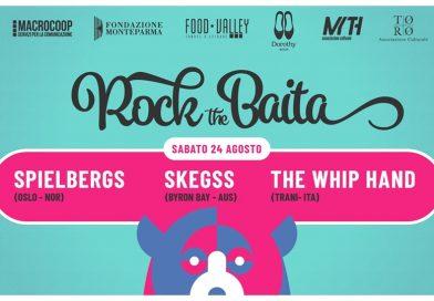 Le news di oggi: Rock The Baita, Growlers, Hot Chip, Lightning Bolt, Vivian Girls