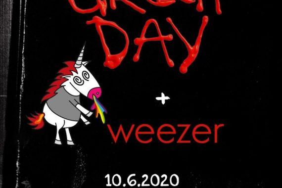 Le news di oggi: Green Day, Weezer, Bonnie 'Prince' Billy, Cold War Kids, FKA Twigs