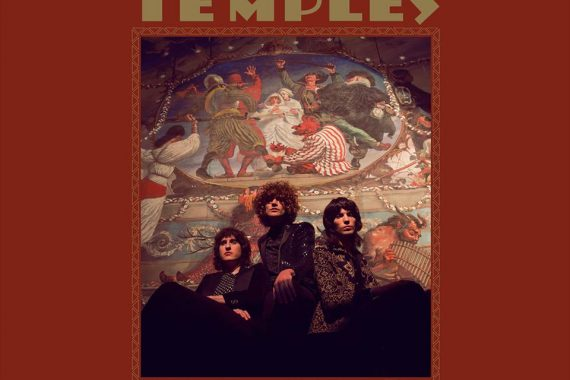 Temples: 'Hot Motion' (ATO, 2019)