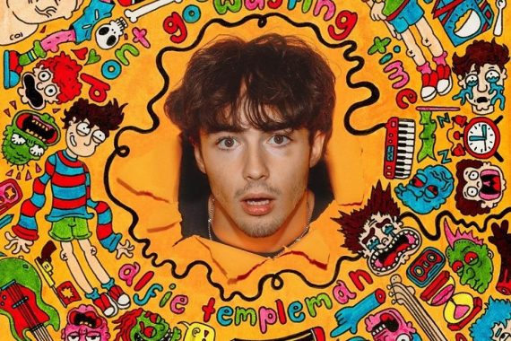 Alfie Templeman: 'Don't Go Wasting Time' EP (Chess Club, 2019)