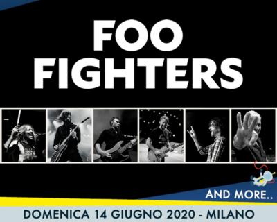 Breaking news: Foo Fighters