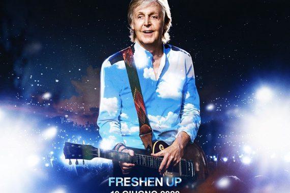 Le news di oggi: Paul McCartney, U2, Who, Phoebe Bridgers, Haim
