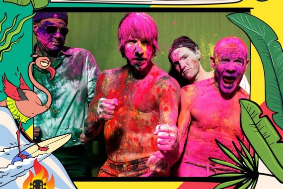 Le news di oggi: Red Hot Chili Peppers, Black Lips, Spinning Coin, Beck, Lucy Dacus