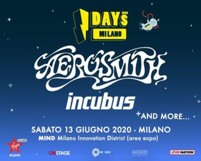Le news di oggi: Incubus, Red Hot Chili Peppers, White Lies, Flamingods, Victorious