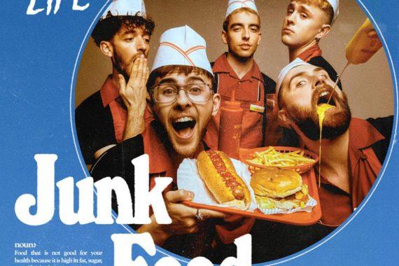 Easy Life: 'Junk Food' (Island, 2020)