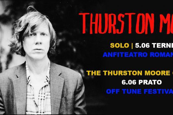 Le news di oggi: Thurston Moore, Rufus Wainwright, Gorillaz, Orlando Weeks …