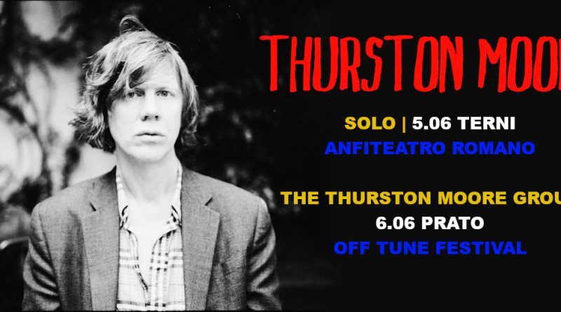 Le news di oggi: Thurston Moore, Rufus Wainwright, Sleaford Mods, Gorillaz, Orlando Weeks