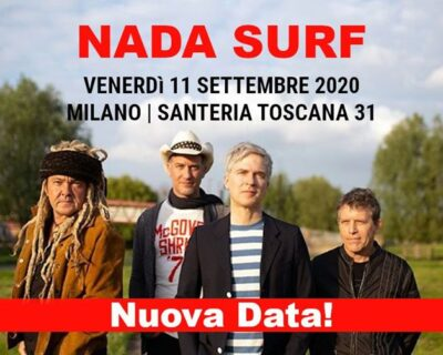 Le news di oggi: Nada Surf, Car Seat Headrest, Sorry, Oh Sees, Sufjan Stevens